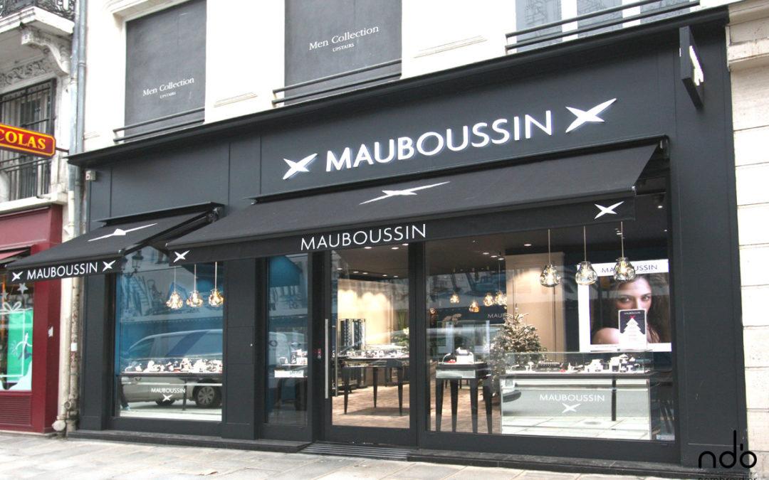 MAUBOUSSIN – Paris