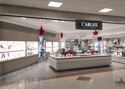 CARLES - CHAMBRAY LES TOURS - Façade 1