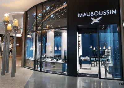 MAUBOUSSIN - CAP 3000 - Façade 1