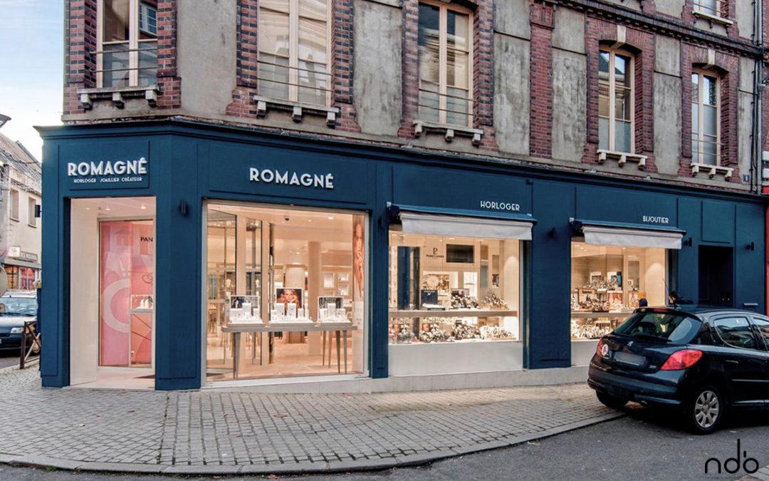 ROMAGNE – L'Aigle
