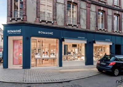 ROMAGNÉ - L'AIGLE - Façade