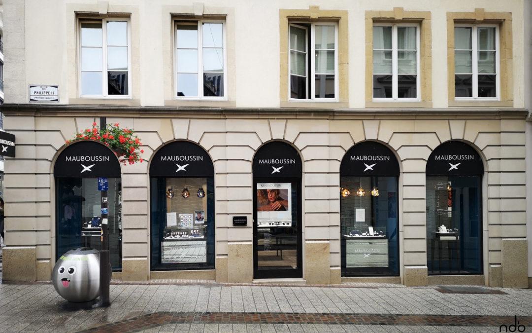MAUBOUSSIN – Luxembourg