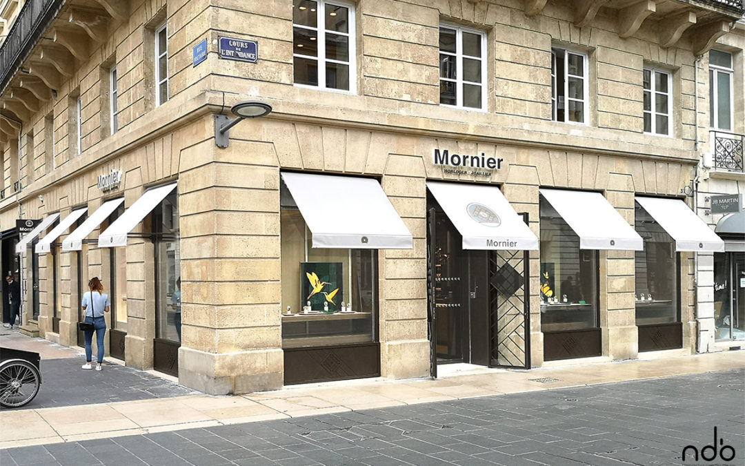 MORNIER – Intendance – Bordeaux